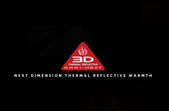 Play video about Omni-Heat Reflective (tm) 3D
