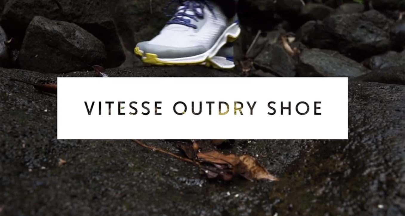 Columbia Mens Vitesse Fasttrack Waterproof Hiking Shoe